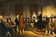 What philosophical views did the delegates to the Constitutional Convention share? How did they influence the nature of the Constitution?