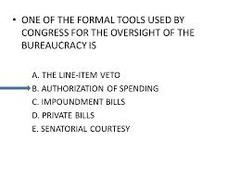authorization of spending