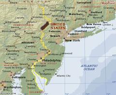 Geography Map Quiz – North America Flashcard - test ...
