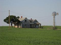 Dispersed rural settlement
