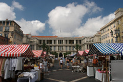 Market area (hinterland)