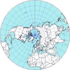 Great Polar Projection