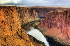 What is a Canyon ? How are they formed ?