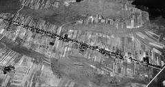 Linear Settlement Pattern